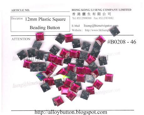 Fashion Beading Button Supplier - Hong Kong Li Seng Co Ltd