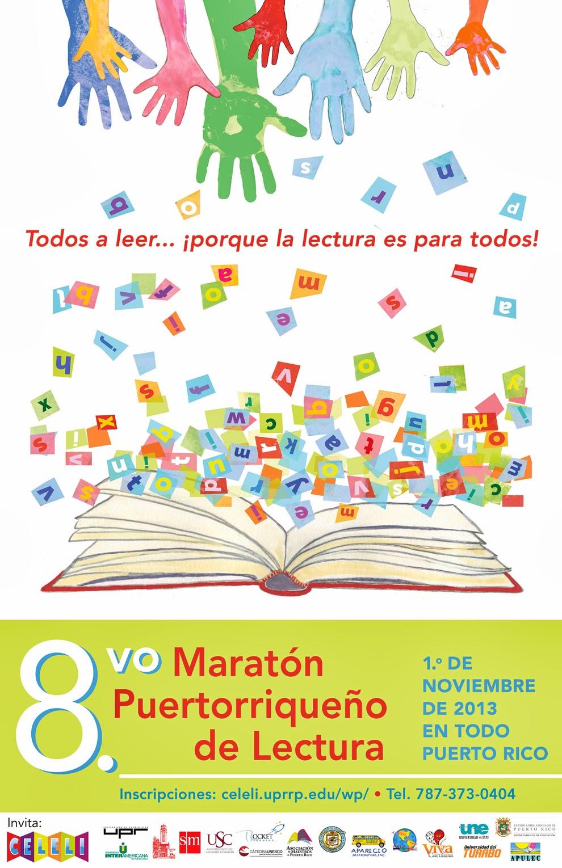 Cartel del 8vo Maratón