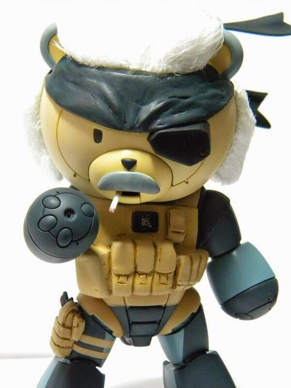 METAL GEAR BEARGGUY III