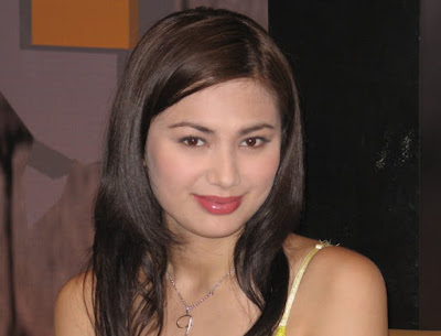 Philippines  Actress Francine Prieto Wallpaper