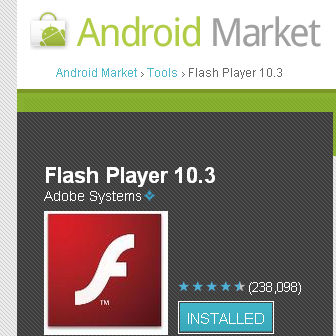 Adobe Flashplayer For Android