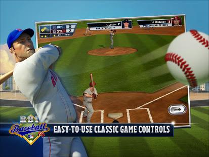 R.B.I. Baseball 14 Android Apk Data İndir