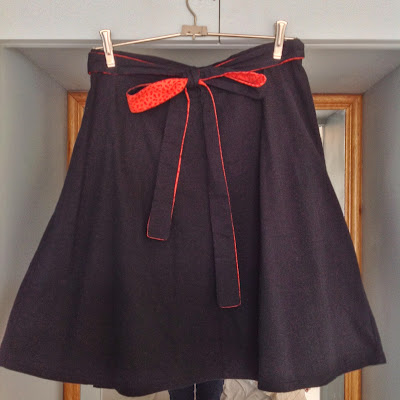 Tilly and the Buttons Miette Skirt