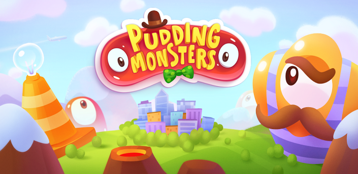 Pudding Monsters HD Apk v1.2.4 Mod [Unlimited Tips / Coins]