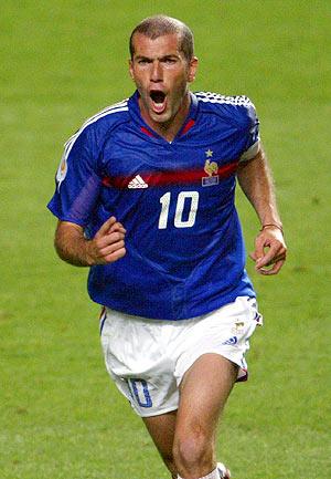 zidane futbol: