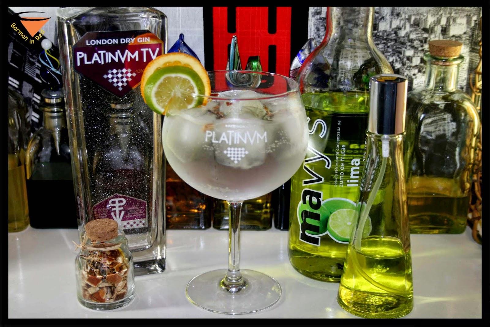 gin tonic platinun