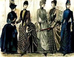 upper class victorian women