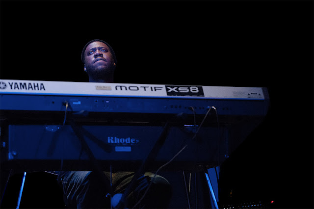Robert Glasper - Ciclo 1906 de Jazz - Teatro Lara (Madrid) - 8/3/2012