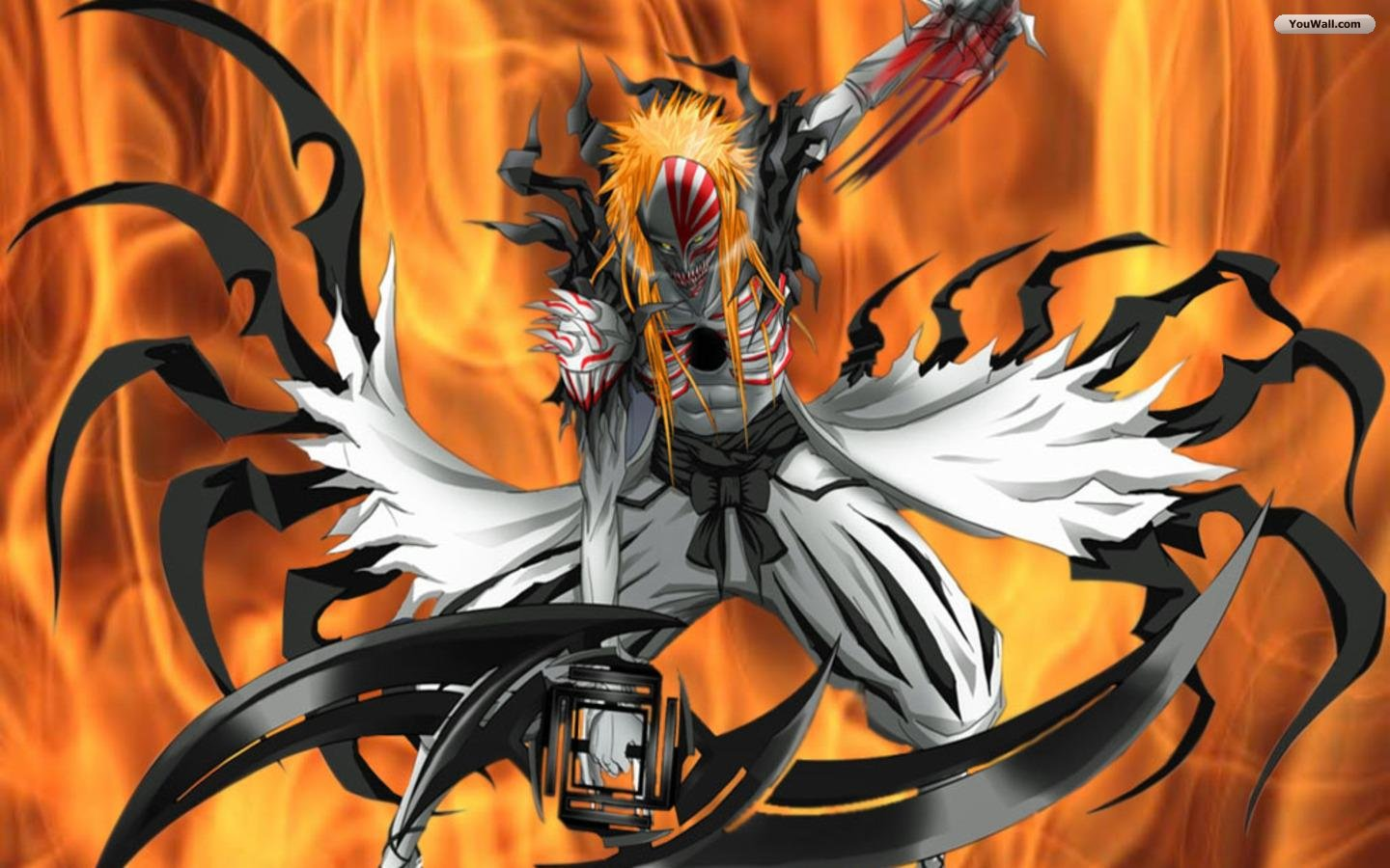 Jkt Craziness: I'll find you even in Hell!! - Bleach 4th Movie The ...