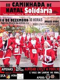 III Caminhada de Natal Solidária