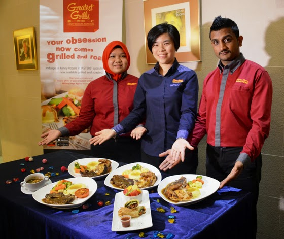 marketing kenny rogers roaster malaysia