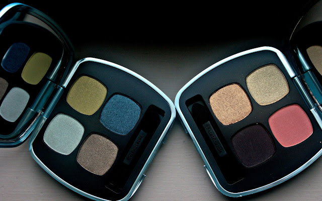 bareMinerals eady 4.0 Eye Shadow Quads in The Next Big Thing & The Wild Thing