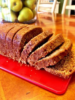 Carolyn's Zucchini Bread