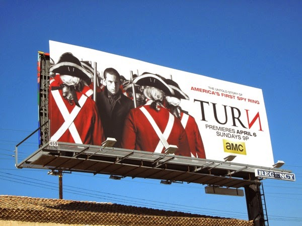 Turn season 1 amc billboard