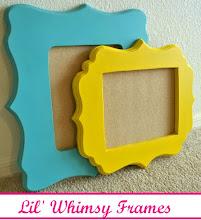 Lil' Whimsy Frames
