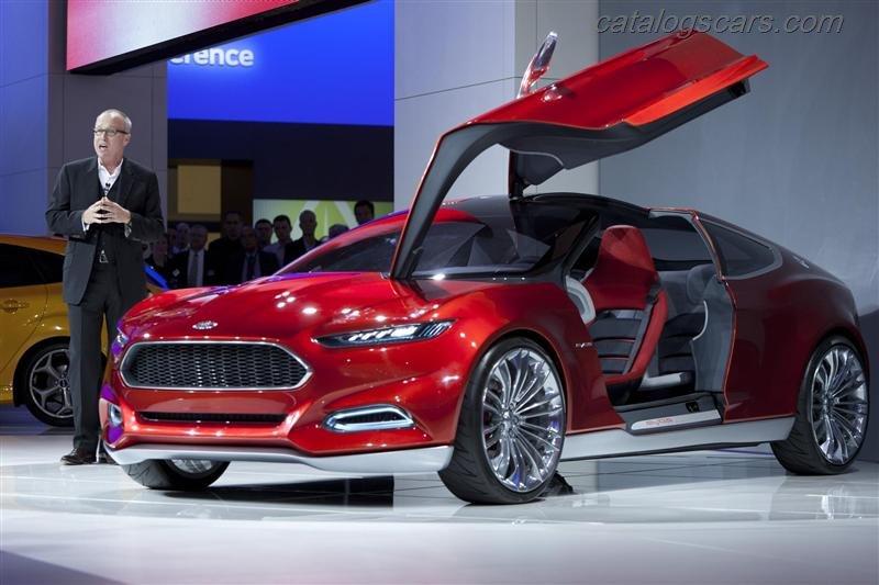 صور سيارة فورد Evos كونسبت 2014 - اجمل خلفيات صور عربية فورد Evos كونسبت 2014 -Ford Evos Concept Photos Ford-Evos-Concept-2012-04.jpg