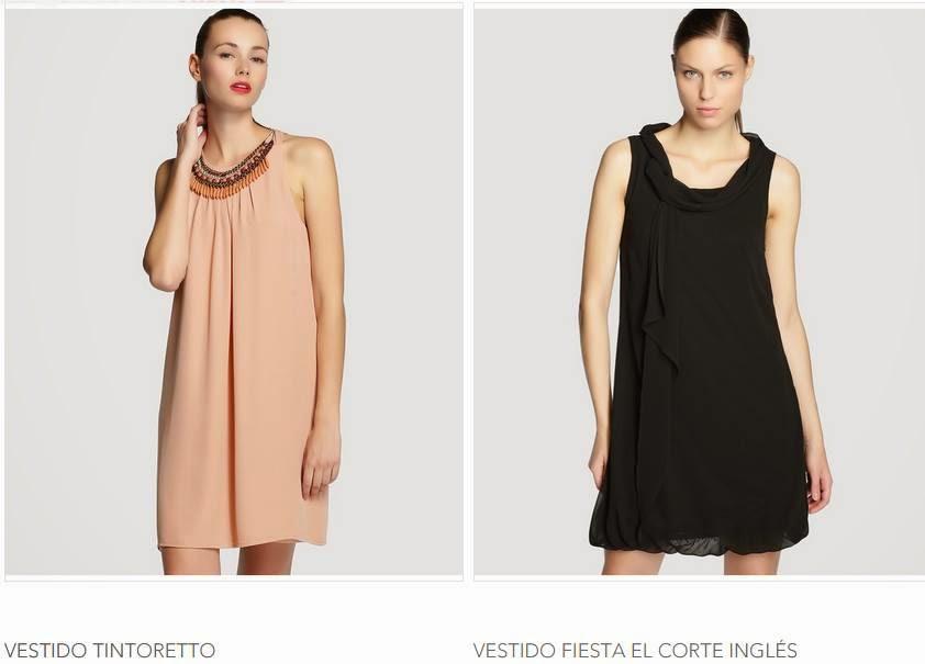 vestidos de fiesta Fever Monday 2014 ECI
