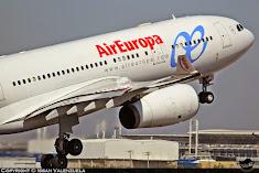 Air Europa se despide de Santiago de Chile tras casi 11 meses de operación