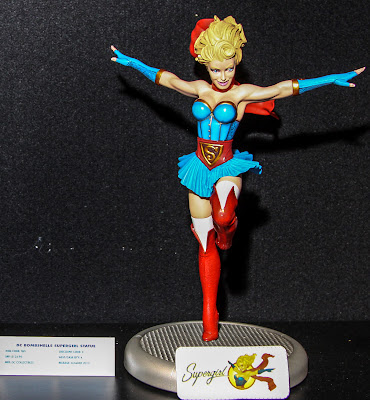 DC Collectibles DC Bombshells Supergirl Statue