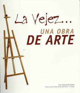 """Descárgate el libro """"La Vejez..., una obra de arte"""" Haz click en la foto"""