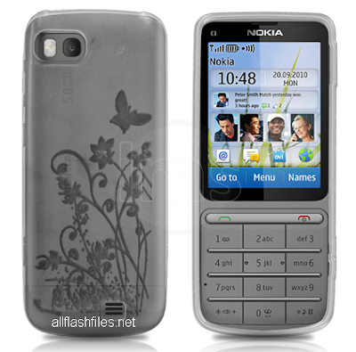Nokia C3-01 (RM-640) Latest Flash File/Firmware/Software V7.51 Free Download
