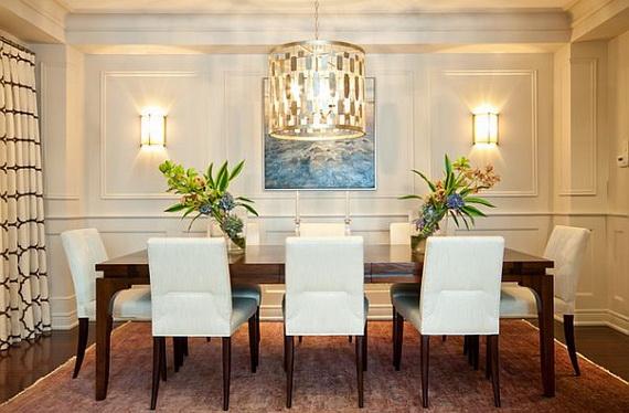 Idées d'éclairage incroyables pour la cuisine et la salle à manger ...