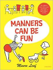 Manners Can Be Fun cover page