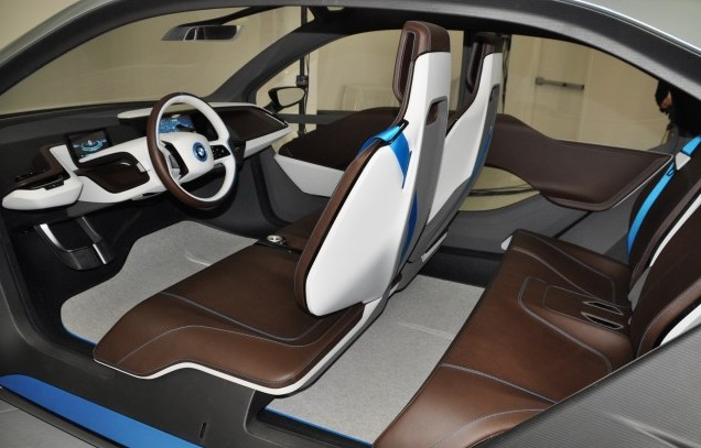 the electric bmw i3: bmw i3: it's bigger on the inside!
