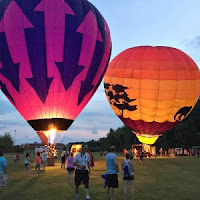 Hudson MA Balloon Festival New England Fall Events