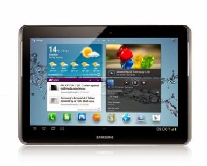 تابلت Samsung Galaxy Tab 2 10.1