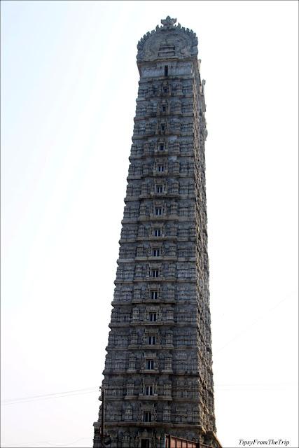 20-storey tall temple tower, Murudeshwar