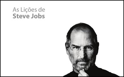 As lições de steve jobs