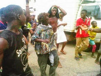 Mob turns on 2 boys | Capricorn Voice