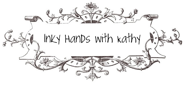Inky Hands with Kathy
