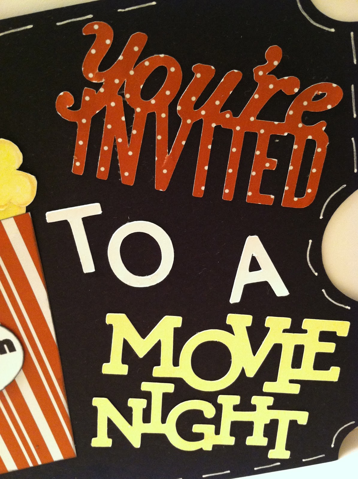 Invitations for a date, a movie, a restaurant, a walk 61