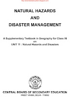 DISASTER MANAGEMENT STUDY MATERIAL