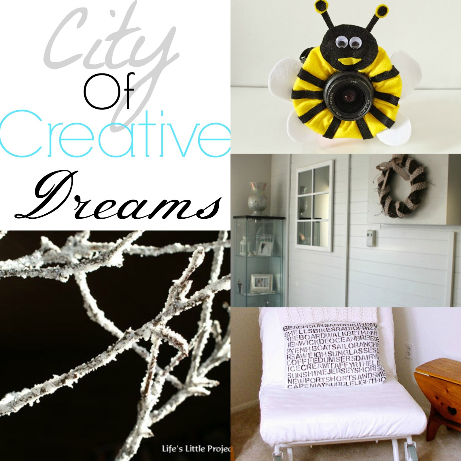 city of creative dreams link party