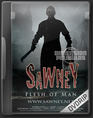 Sawney: Flesh of Man (DVDRip Ingles Subtitulada) (2013)