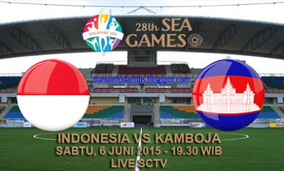 Indonesia U23 vs Kamboja U23