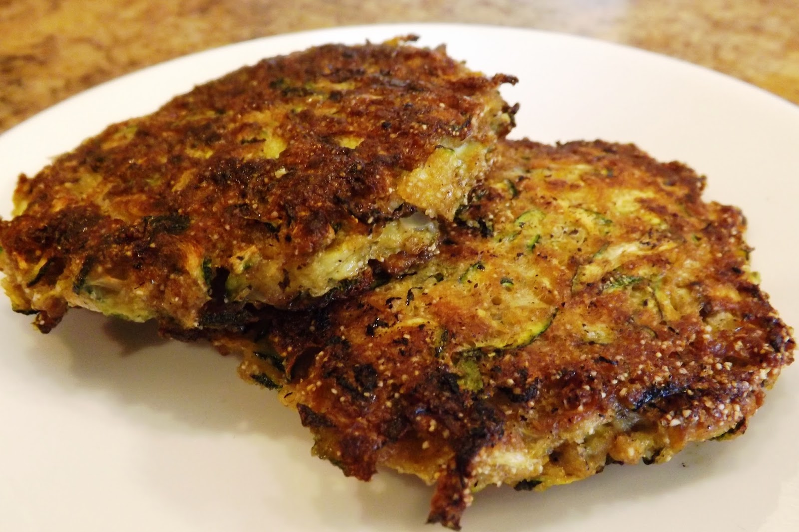 Make Your Someday Today!: Zucchini Pancakes