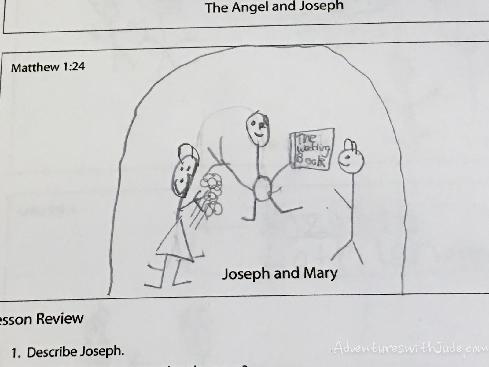 adventures with jude grapevine studies birth of jesus a
