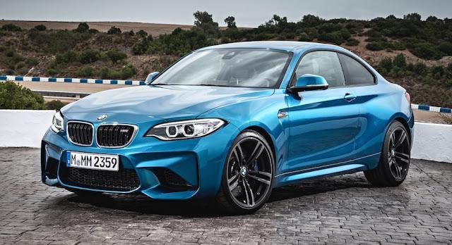 BMWジャパンが「M2クーペ」の日本発売を発表!価格は770万円に。