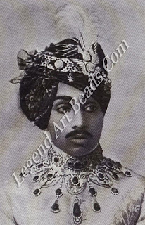 Maharaja U ma id Singh of Jodhpur (r. 1918-47) was a cautious modernizer. He only reluctantly accepted the innovation of platinum-set jewellery, but he was responsible for commissioning one of the great modernist palaces of India.