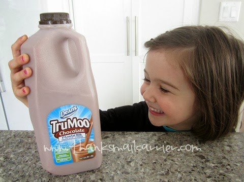 TruMoo chocolate milk