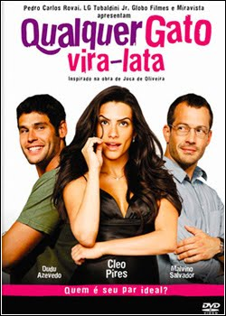 Download Qualquer Gato Vira-Lata Nacional DVDRip XviD