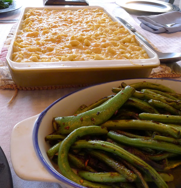 Spicy Green Beans Recipe