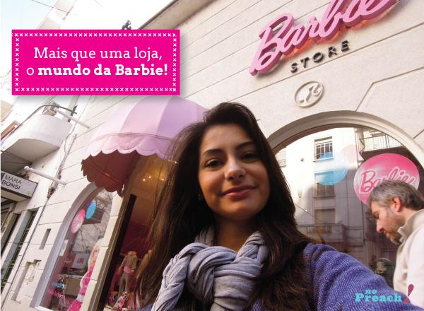 Loja da Barbie - palermo - buenos aires