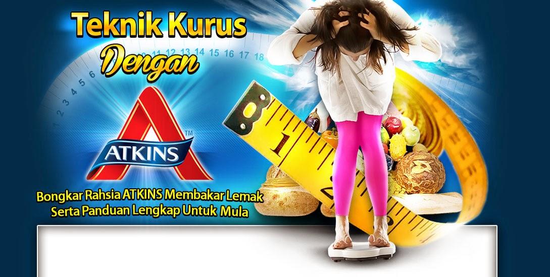 Atkins Diet, atkins diet menu, atkins malaysia, atkins menu, cara nak kurus, cara pantas kuruskan badan, diet atkins malaysia, diet menu, teknik kuruskan badan berkesan,