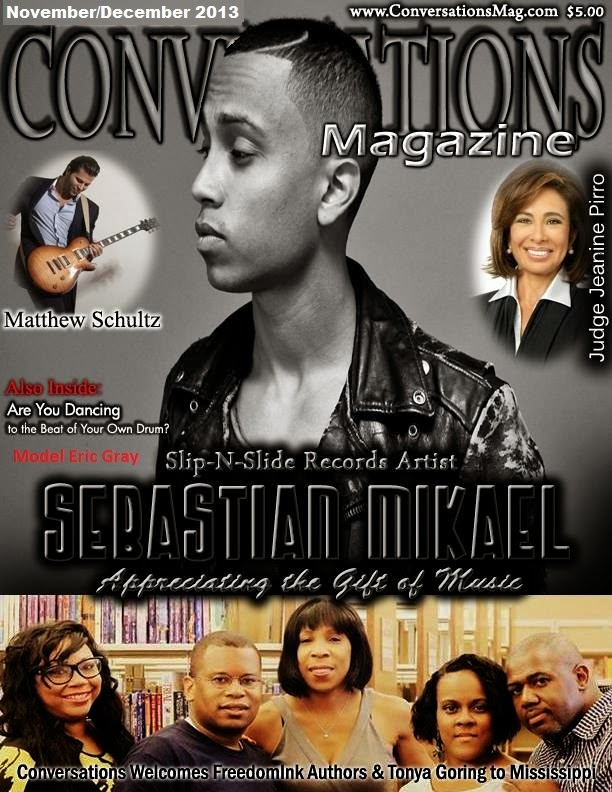 Nov./Dec. 2013 Conversations Magazine