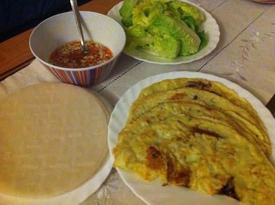 Vietnamese Pancakes Recipe